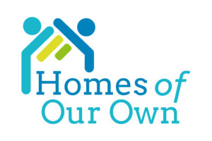 Homes of Our Own Colour Logo