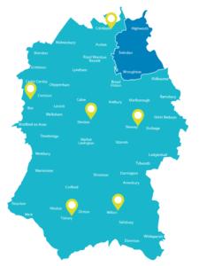 April 2020 network map