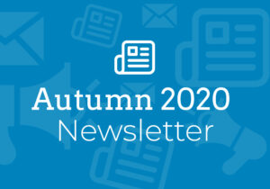 Autumn 2020 newsletter blog thumbnail