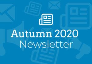 Autumn 2020 newsletter blog thumbnail