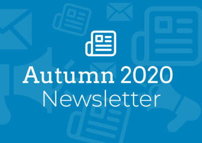 Homes of Our Own: Autumn 2020 Newsletter
