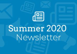 summer 2020 newsletter thumbnail