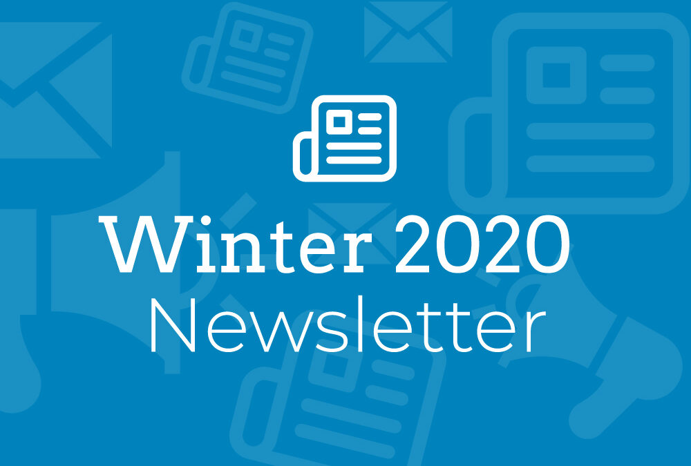 Homes of Our Own: Winter 2020 Newsletter