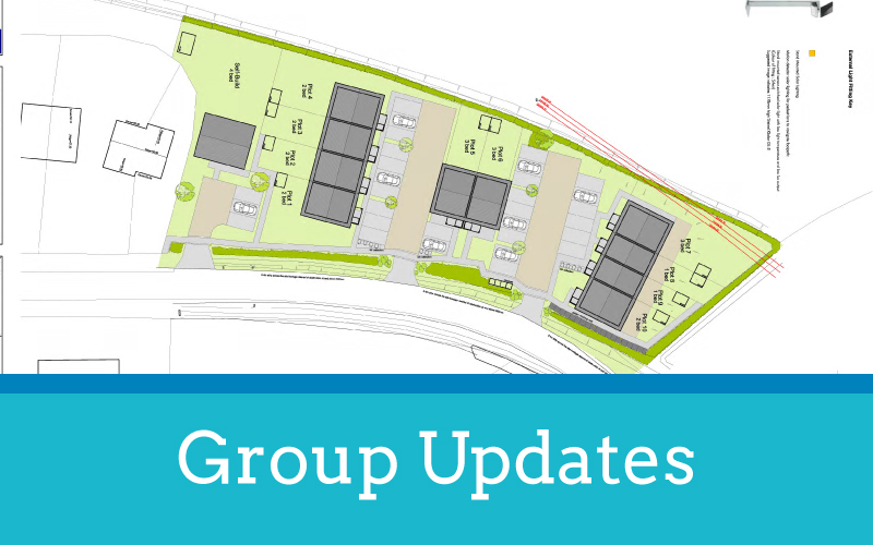 group updates summer 2021